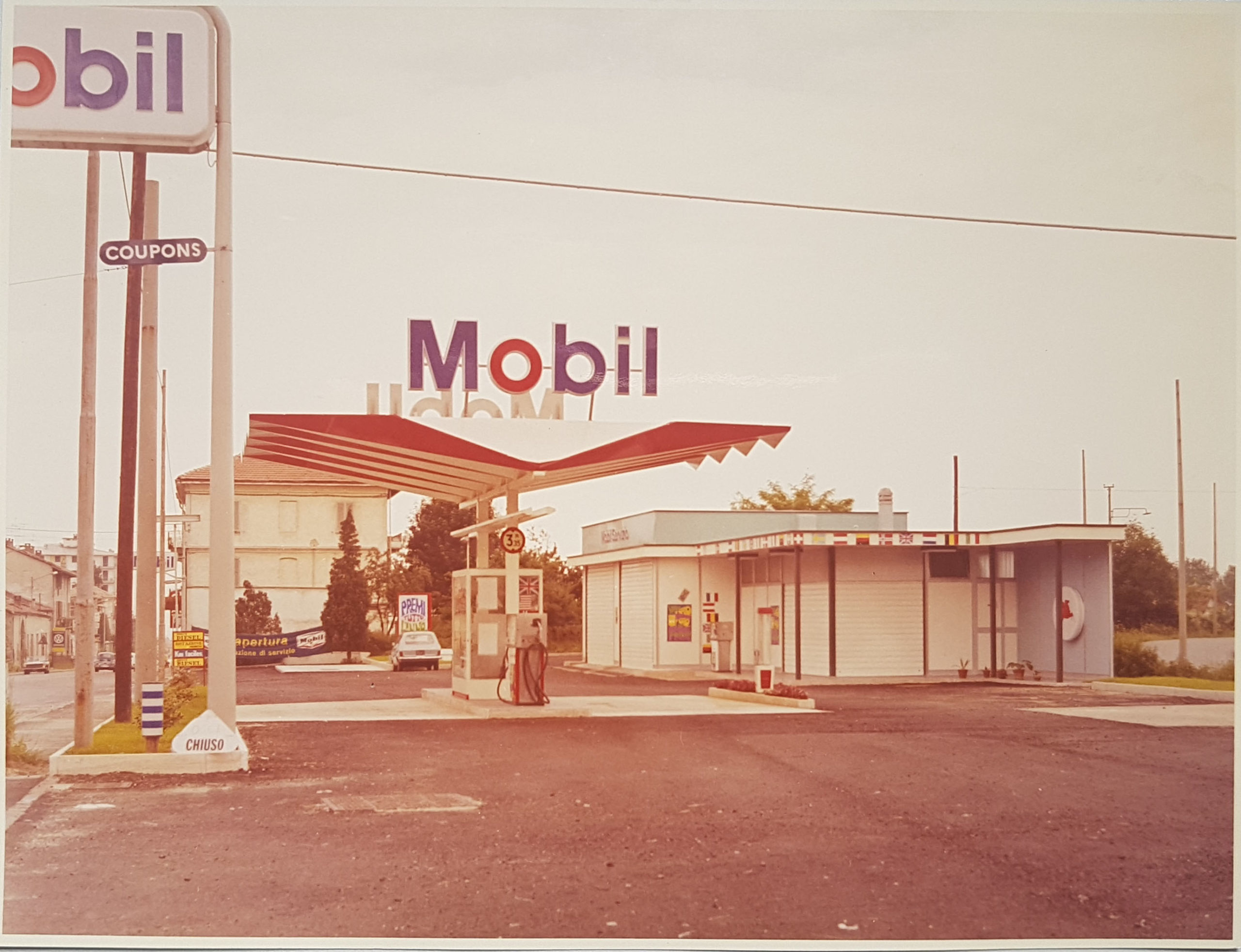 Mobile Gas Station