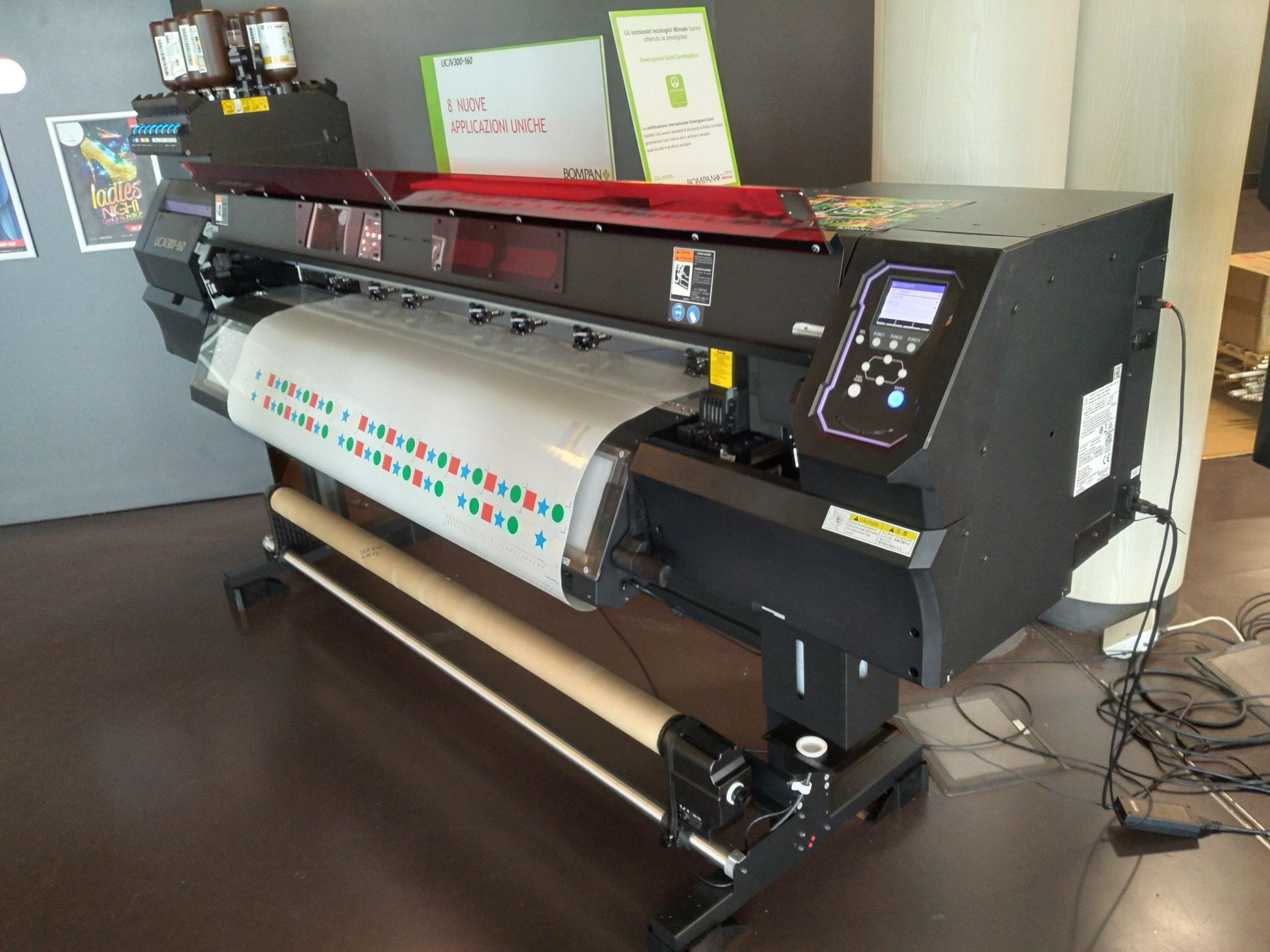 Mimaki Printer Plotter